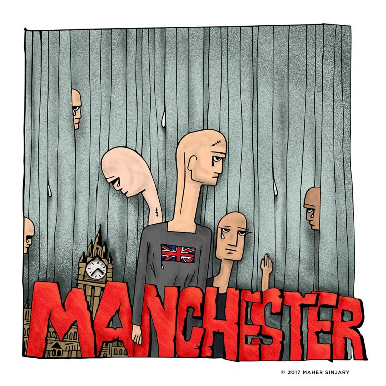 Manchester Illustration
