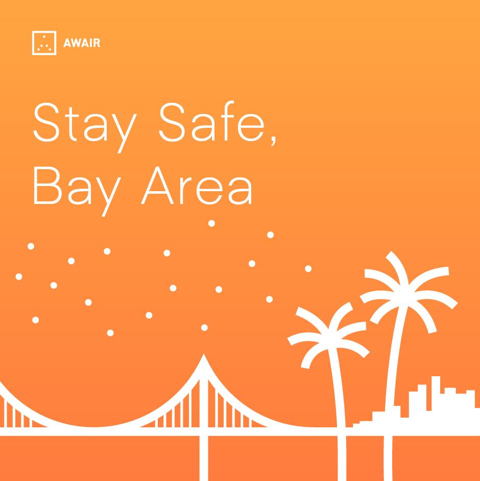 stay safe bay area